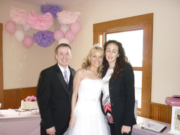 Tmx 1373349735209 Nichole  Justin Bellevue, WA wedding officiant