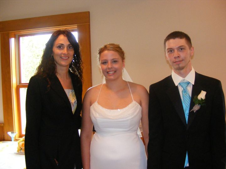 Tmx 1373350023318 Picture 111 Bellevue, WA wedding officiant