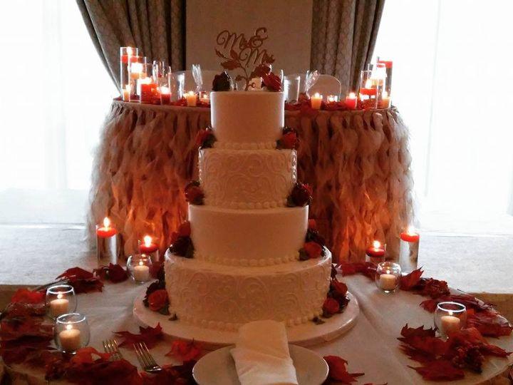 Tmx 1476751241544 Head Table Jacquitta Orland Park, IL wedding eventproduction