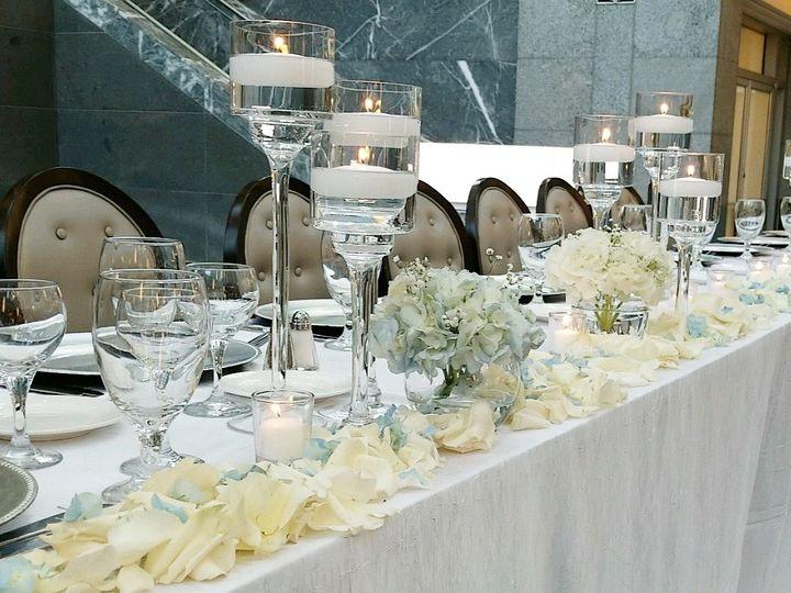 Tmx 1502390071438 Centerpeices1 Orland Park, IL wedding eventproduction