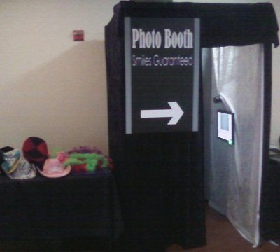 Our DFW Photo Booth