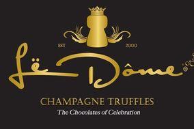 Le Dome Champagne Truffles