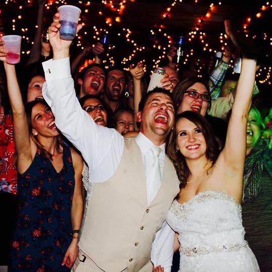 New Year Wedding