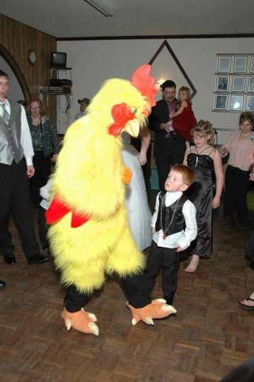 Chick dance