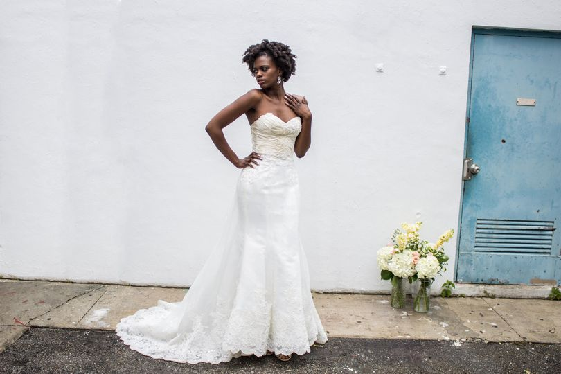a8574342d3a5 Delilah Johnson - Dress & Attire - Miami, FL - WeddingWire