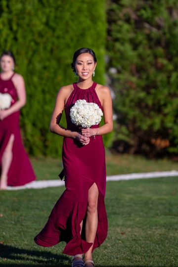 Lovely Bridesmaid