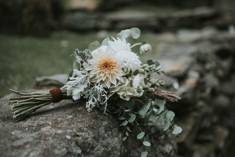 Bridal bouquet | Amy Donohue Photography