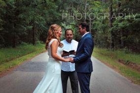 Coastal Elopement wedding officiant