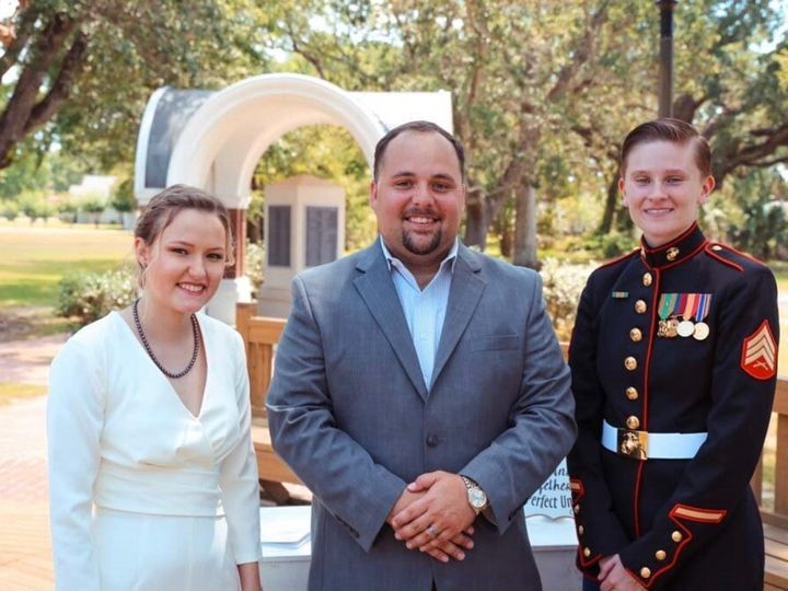 Tmx Image1 3 51 1971123 159460850975425 Long Beach, MS wedding officiant