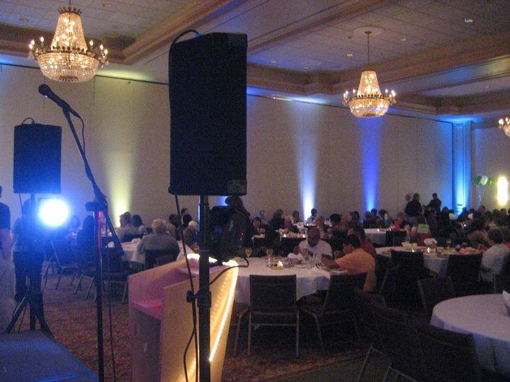 Tmx 1487531184889 Uplighting For Ballroom Arden wedding dj