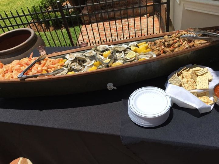 12 Seasons Catering & Events, by Mr. Mud Bugs Cuisine