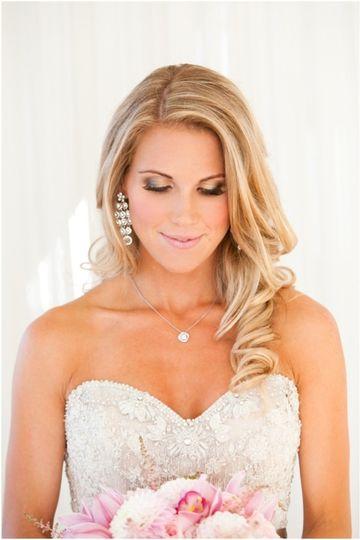 classic romantic bridal hair and makeup boston wedding hair and makeup