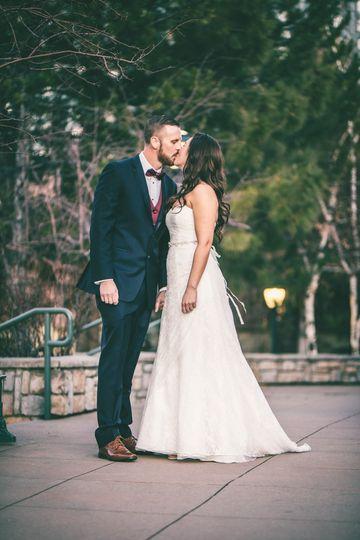 Lake Tahoe Resort Wedding