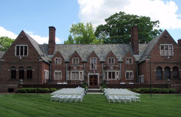 Tmx 1307546124015 Frontlawnwithweddingsetup Moorestown, NJ wedding venue