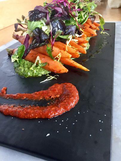 Carrot Harissa