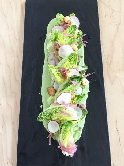 Petite Gem Salad