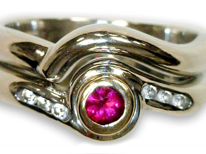 Tmx 1426107891556 Img7 North Liberty wedding jewelry
