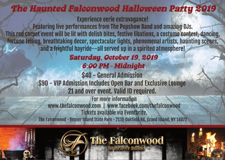 Upcoming Halloween Party