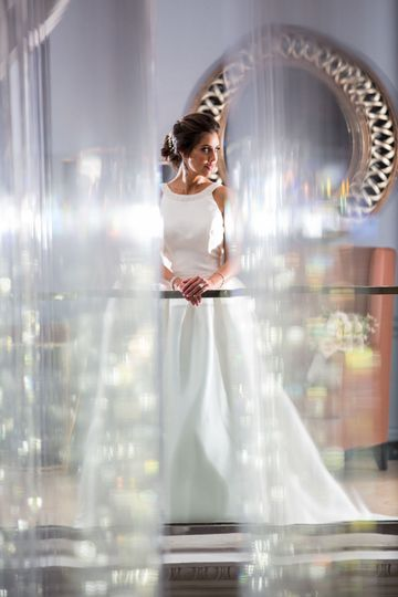 Kyna's Bridals | Crystal Ballroom