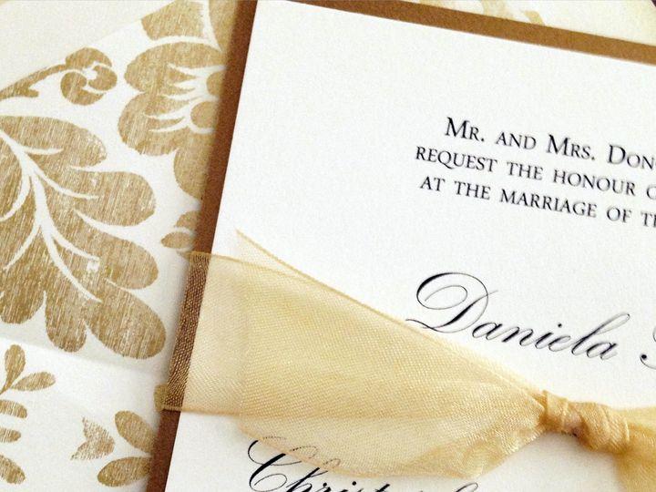 Tmx 1468263815530 Img0794 Alexandria, VA wedding invitation