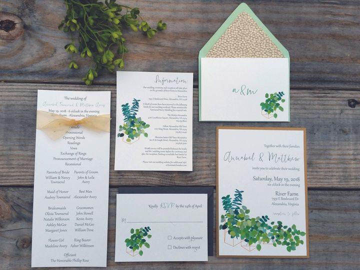 Tmx 1496696051742 2017 02 17 08.45.47 Alexandria, VA wedding invitation