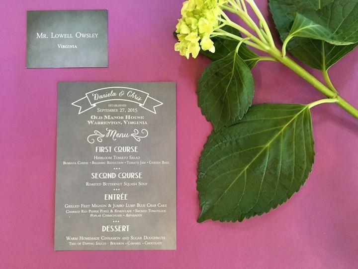 Tmx 1496696221493 Img2813 Alexandria, VA wedding invitation