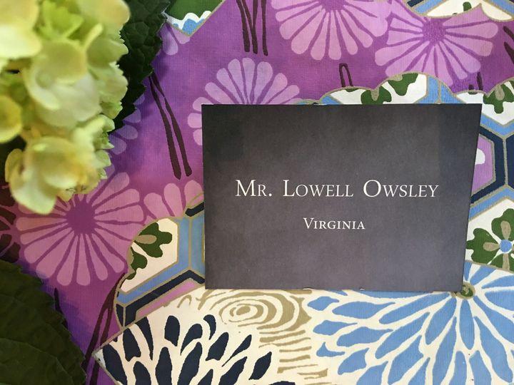 Tmx 1496696339169 Img2815 Alexandria, VA wedding invitation