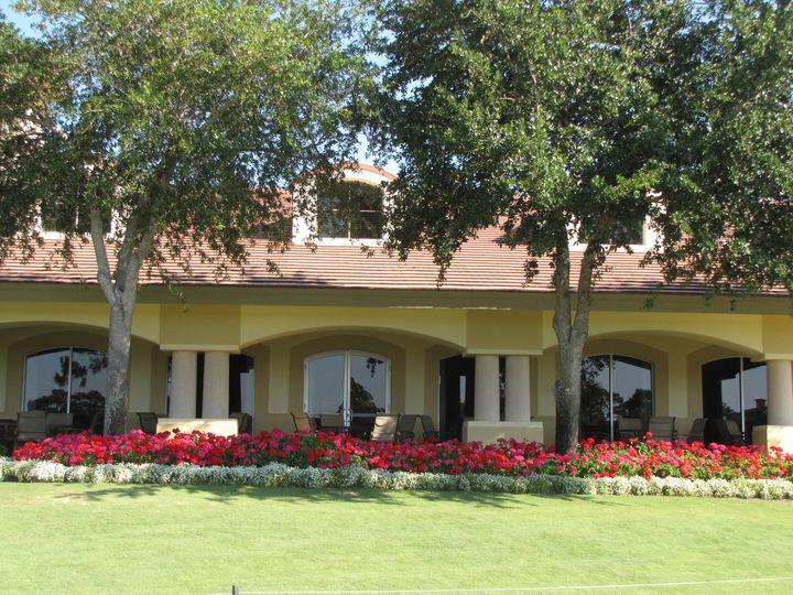Pelican Sound Golf & River Club garden
