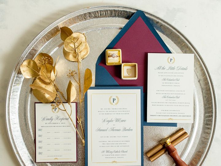 Tmx 06d050cb 2c0d 4fe5 9765 62b559ad80fd 51 635123 159105794089418 Lexington, Kentucky wedding invitation