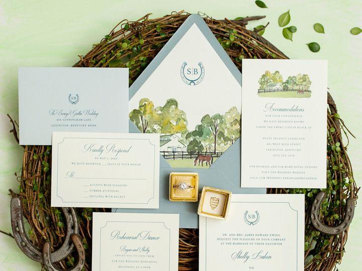 Tmx 59db0188 0df3 4617 8a6d Af2735539675 51 635123 159105795121600 Lexington, Kentucky wedding invitation