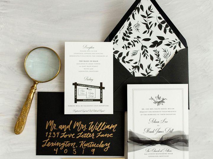 Tmx 751cc326 20ec 4141 87e4 74e9b381b83f 51 635123 159105795793321 Lexington, Kentucky wedding invitation