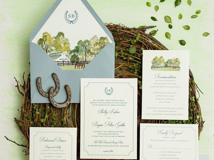 Tmx E2690df0 Cced 4834 B07a 2177540ec2c1 51 635123 159105796483221 Lexington, Kentucky wedding invitation