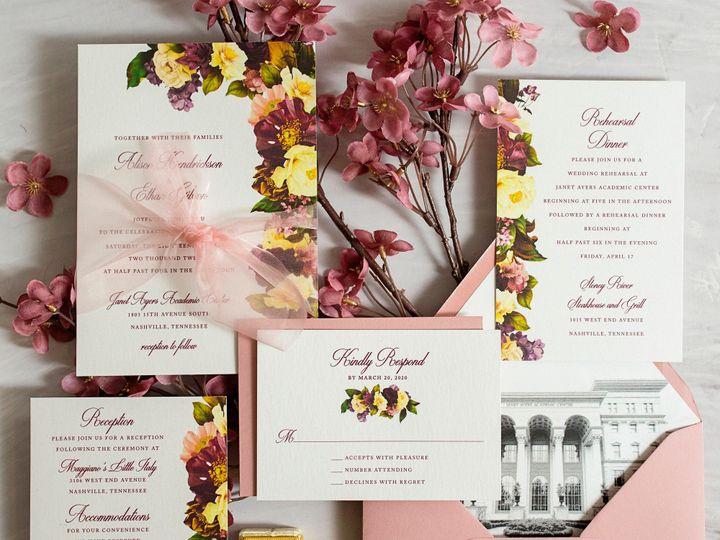 Tmx F3df25ad 474e 4147 A361 B73f1d7cebcf 51 635123 159105796665436 Lexington, Kentucky wedding invitation