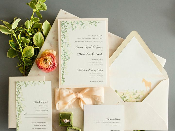 Tmx Seriously Sabrina Photography Lexington Kentucky Product Simply Done Invites May 2019 001 51 635123 1567706775 Lexington, Kentucky wedding invitation