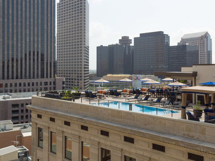 Tmx 1499271266691 Nopsi Rooftop Aerial Daytime New Orleans, LA wedding venue