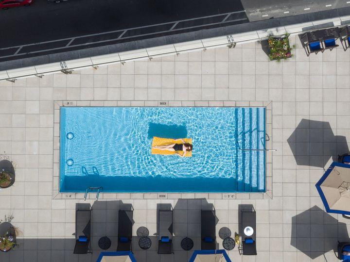 Tmx 1499271267444 Nopsi Pool Aerial Model New Orleans, LA wedding venue