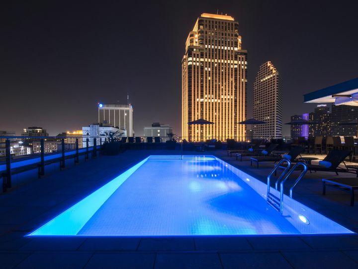 Tmx 1499271430708 Nopsi Evening Pool Bar New Orleans, LA wedding venue