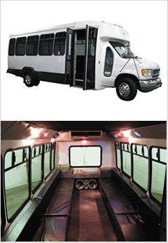 Tmx 1481652467635 18 Passenger Mini Coach Saint Paul wedding transportation