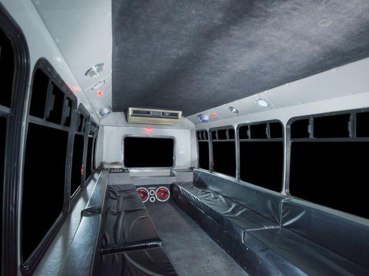 Tmx 18 Pax Inside 51 565123 Saint Paul wedding transportation