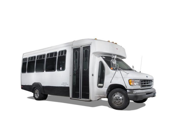 Tmx 18 Pax Outside 51 565123 Saint Paul wedding transportation
