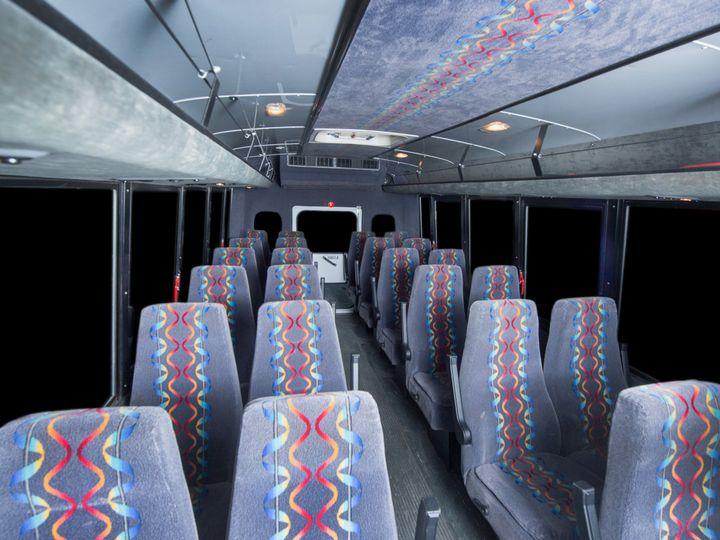 Tmx 24 Pax Inside 51 565123 Saint Paul wedding transportation