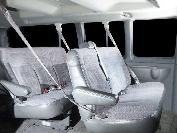 Tmx Van Inside 51 565123 Saint Paul wedding transportation