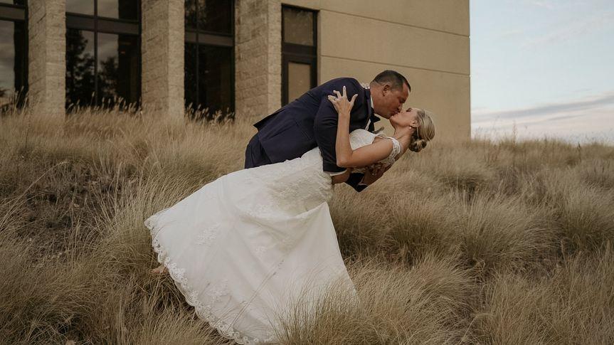 Wedding in Ames, Iowa