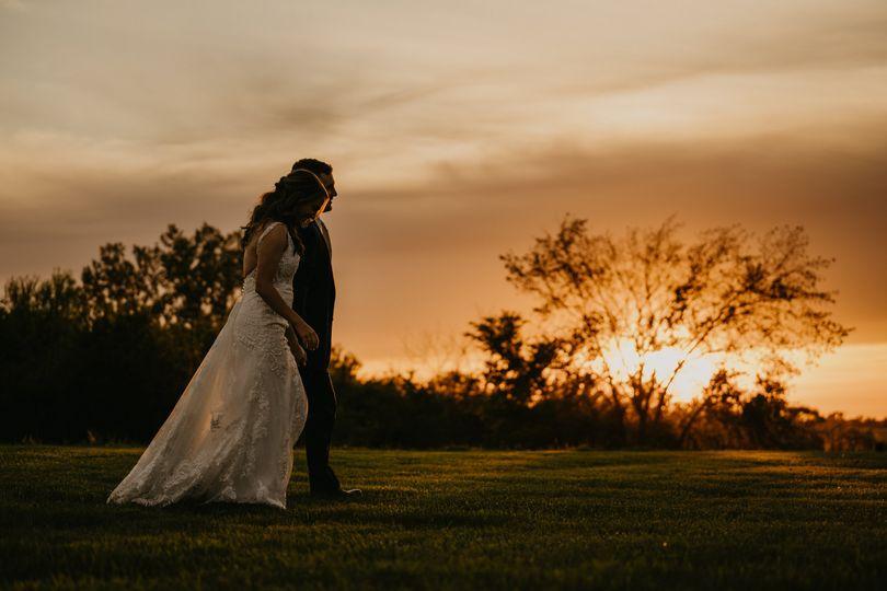 Wedding at Harpors Vineyard