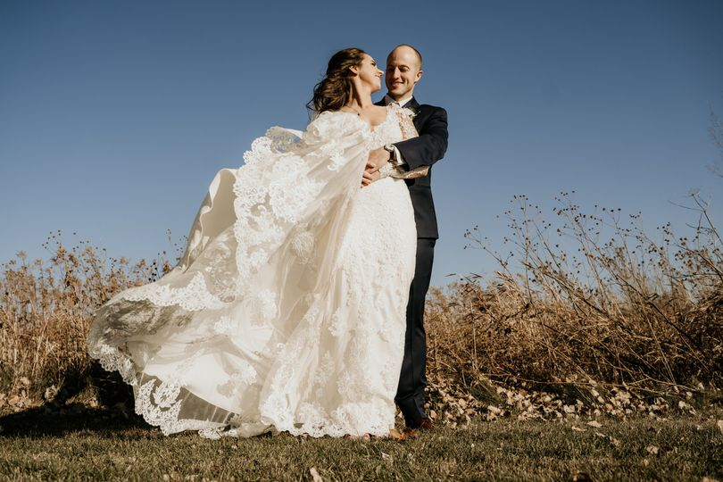 Wedding in Cedar Falls, Iowa