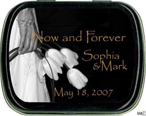 Tmx 1193842500640 NowandForeverMintTin Raleigh wedding favor