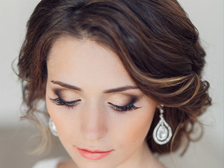 Tmx Attractive Bridal Looks With Gorgeous Hairstyles And Amazing Bridal Makeup 600x675 51 1026123 Jersey City, New Jersey wedding beauty
