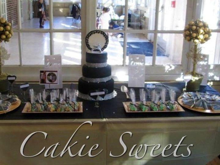 Tmx 1383016353992 Img681 Philadelphia wedding cake