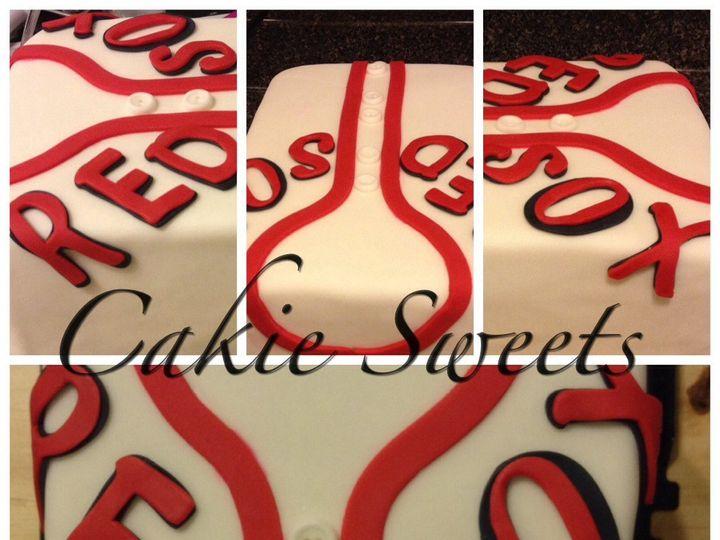 Tmx 1383073747165 Img668 Philadelphia wedding cake