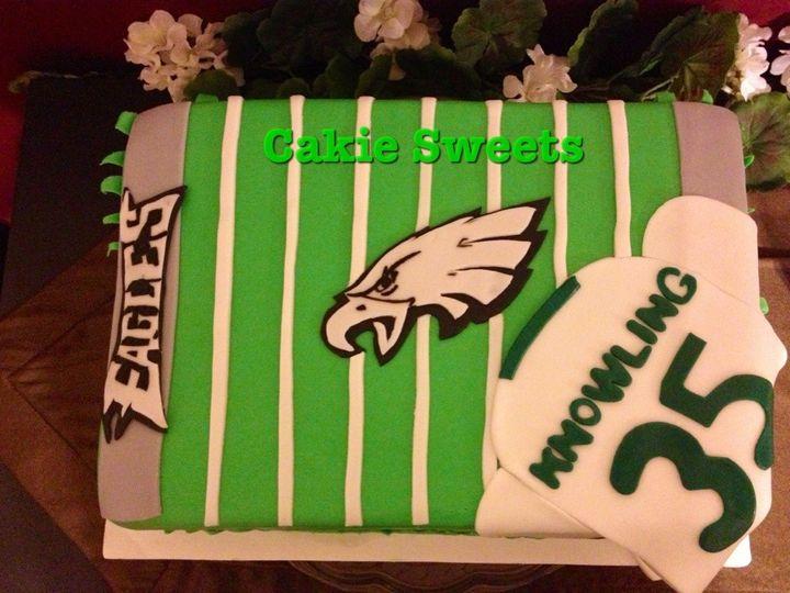 Tmx 1383073971704 Img539 Philadelphia wedding cake